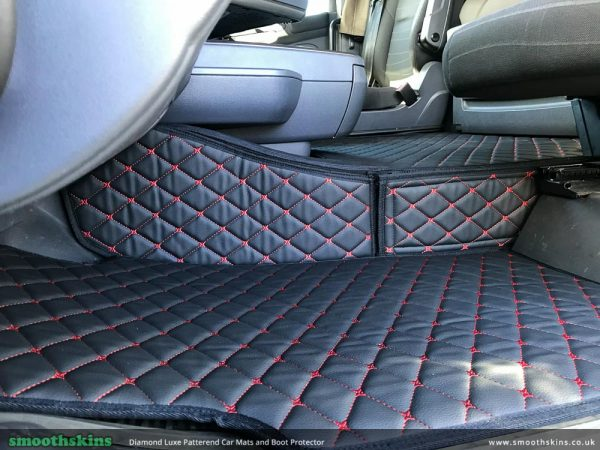 Scania 450 Passenger Diamond Padded Floor Mats